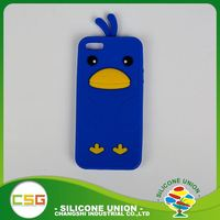 Favorable quality custom logo silicone single color phone cover