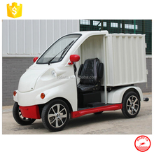 mini electric truck with cargo box/Mini passenger Cargo vans