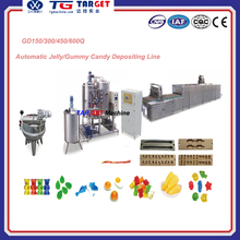 CE Approved High Speed Automatic Jelly /Gummy Candy Production Line