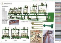 Leather belt making machine manufacture