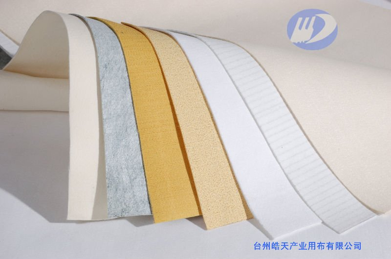 Special design widely used dust filter cloth materials