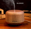 Hidly 250ml Stone Pattern Aroma oil Diffuser