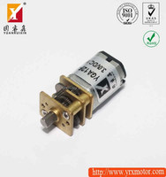 High-speed 12v 5w dc electric lift motor