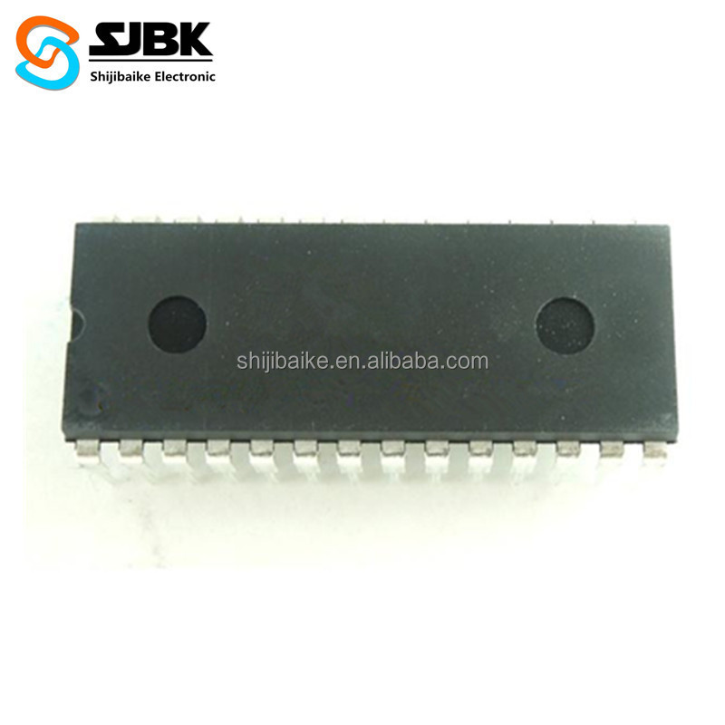 (Active Components) PIC18F2620-I/SP 28Pin Enhanced Flash Microcontrollers with 10-Bit A/D and nanoWatt Technology IC