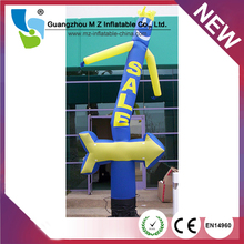 New Good Customized Advertising Inflatable 1-Leg Air Dancer