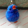 Funny New Arrival Key Chain Wholeslae Fur Pendant