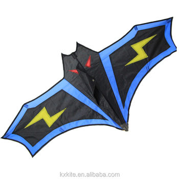 Hot Selling Batman Kite for Kids and Adults from kite factory