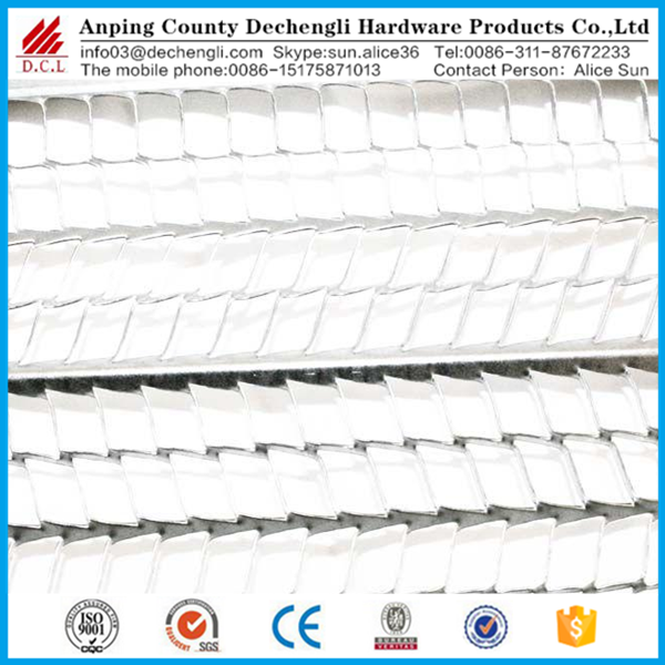 high ribbed expanded metal lath used for external rendering