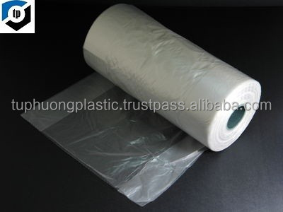 CHEAP price paper core plastic roll bags
