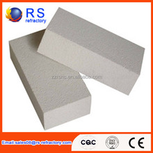 Mullite insulation brick JM series,insulation mullite brick for industial kiln
