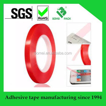 Tissue PET VHB PE Foam Acrylic Adhesive Double Sided Tape