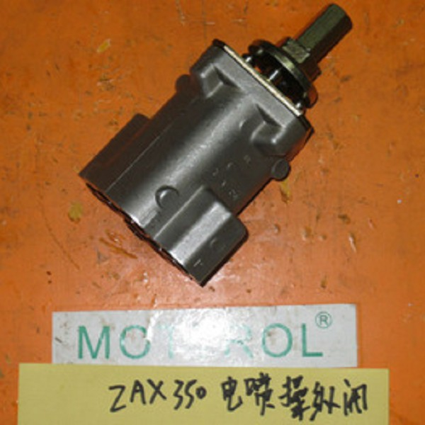 ZAX330/ ZAX350/ ZAX470 pilot valve ass'y 9257577 in stock, electric injected
