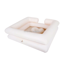 Disabled wash basin/Inflatable Shampoo Basin for the Disabled