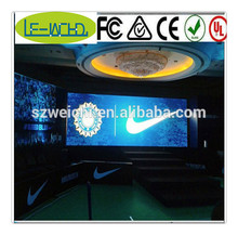 high quality 3gp videos folding stage/folding mobile stage/aluminum concer indoor led video wall