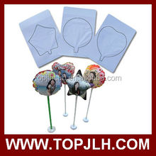 SET OF 3 DIY PHOTO BALLOONS KIT PERSONALISED INKJET PRINTING BALLONS