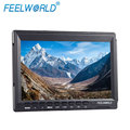 FW759P Focus assist Brightness Histogram Zebra False colors 7inch 1280*800pixels HDMI DSLR Field Monitor For BMPCC