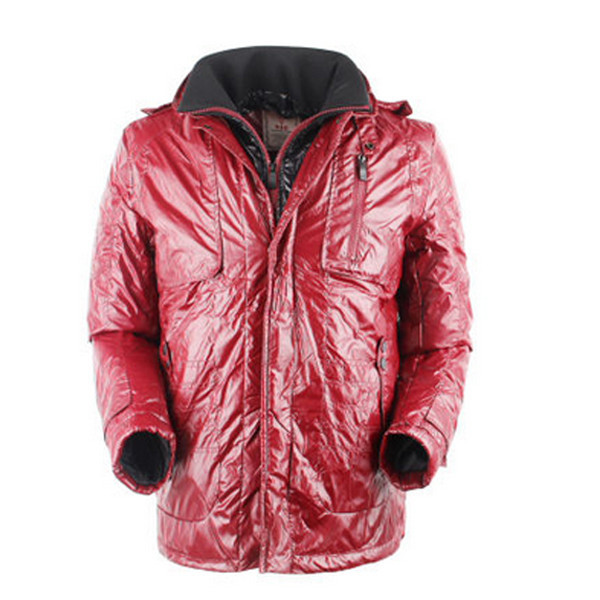 OEM manufacturer winter clothing dubai leather jacket for men