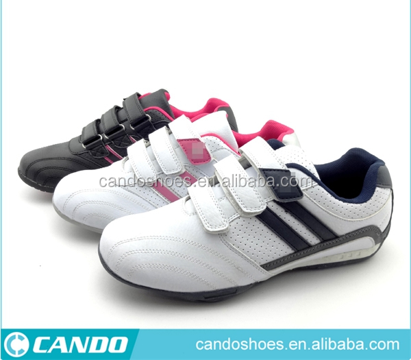 Cool No Lace PU Upper Sport Shoe Sneaker Private Label Sport Shoes