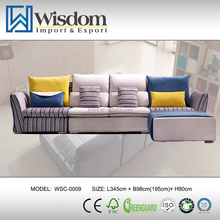 Sofa Bed Faux Leather Fabric Dining Room Furniture