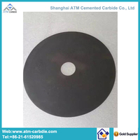 High quality tungsten carbide blade for metal cutting