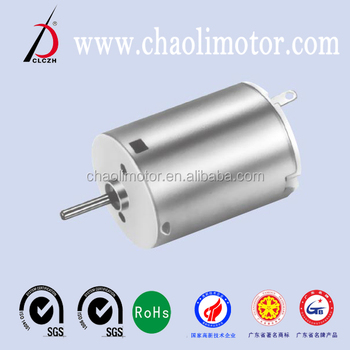 6v 10000rpm massger motor rc280 dc brushed motor