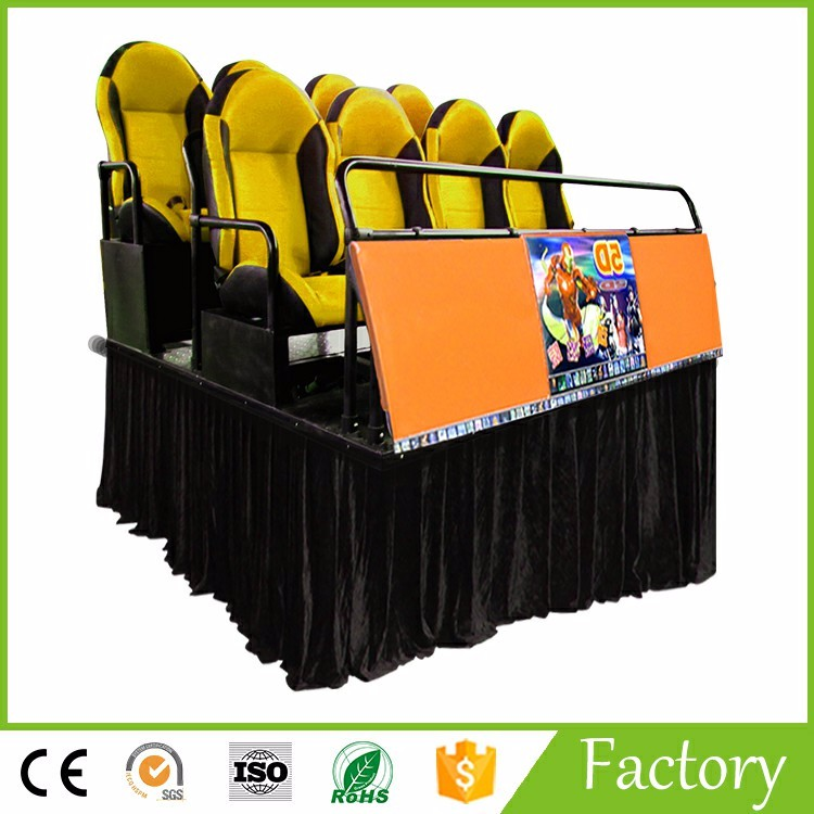 Newest 7d cinema amusement cinema 5d 6d 7d cinema theater for sale