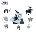 8 in 1 heat press machine ,heat transfer machine, sublimation machine
