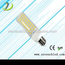 7W High Power SMD 5050 G24/E27 LED PL Lamp with CE & RoHS