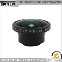 smartphone /cellphone/mobile phone 3 in 1 fisheye lens
