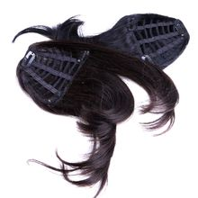 Top Quality 싼 100% Virgin 브라질 Hair 레미 Clip In Hair Extension