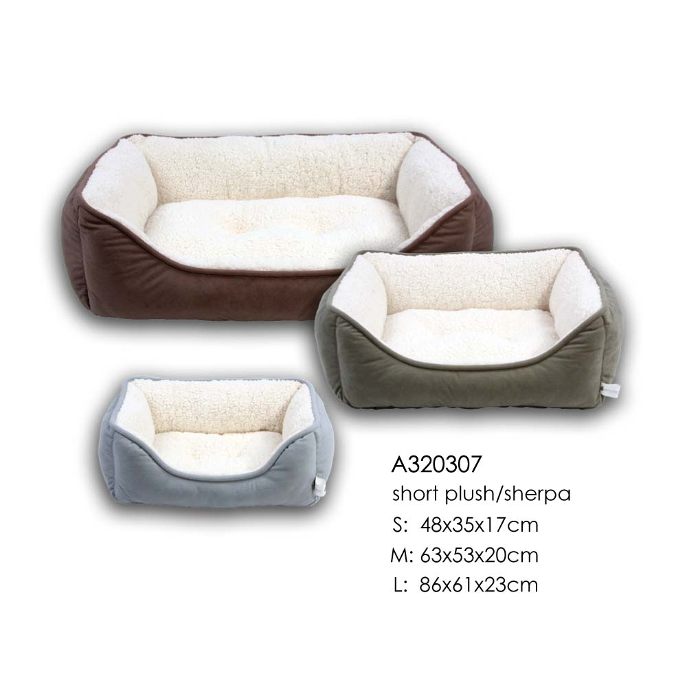 Trade Assurance pet dog bed wholesale