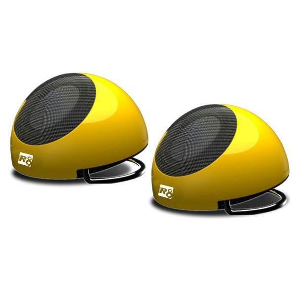 Mini Portable Speaker with Volume Control