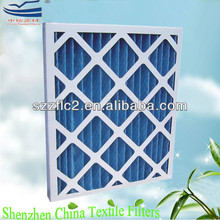 G4 High flow air intake pre filter dust collector panel