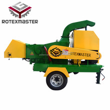High Capacity Log Disc Wood Chipper for Forest and Logs with CE ,ISO,SGS