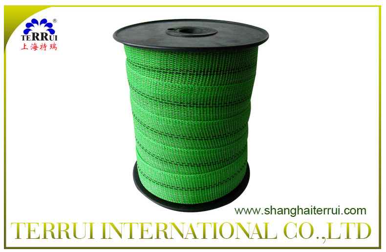 Cheap electrical fence polytape