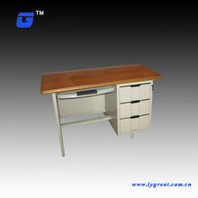 High quality office table with steel leg