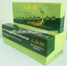 GMP Certified Health Drink Ginkgo Biloba Ginseng Royal Jelly Oral Liquid