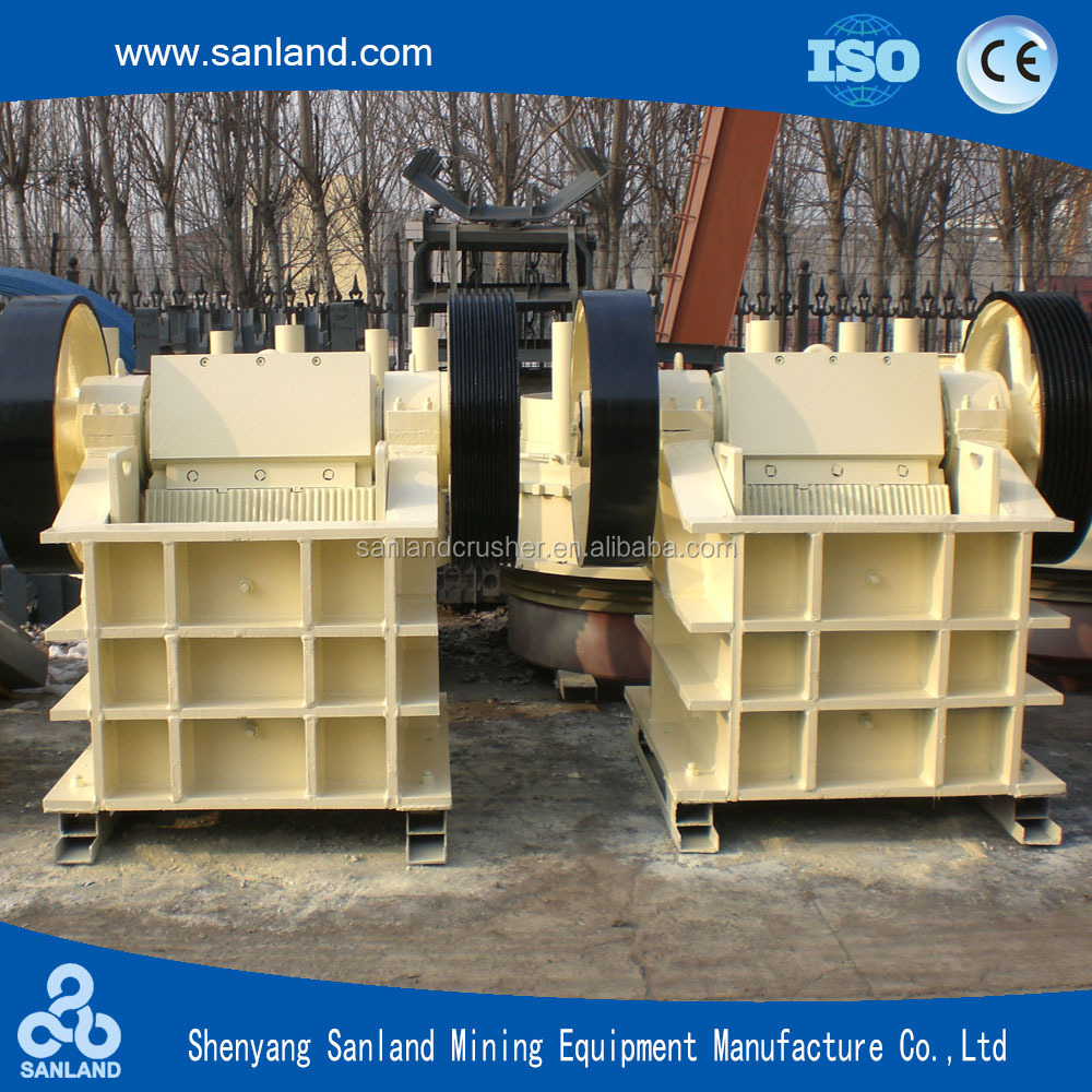 gambar jaw crusher