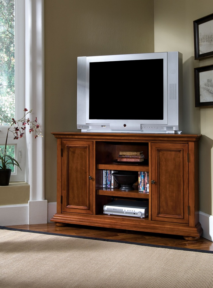 High End Unique Designs Solid Wood Stand Wooden Tv Cabinets