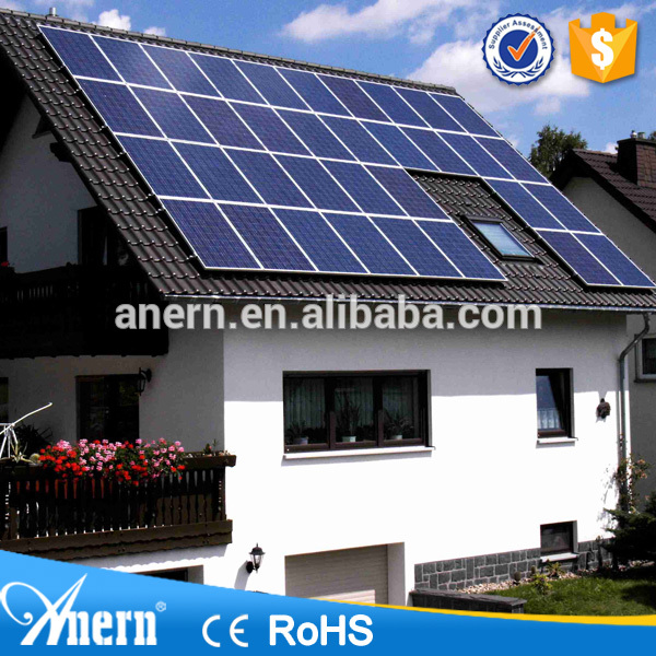 Made in china complete home on grid battery for solar system