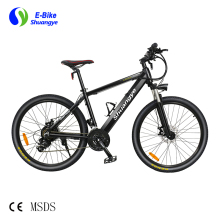 26'' 27.5'' 29'' 36v 250w motor hidden battery mountain electro bike