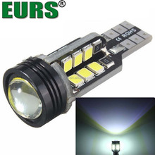 T15 2835 24SMD 16W 12V 8000LM High power bright decoding turn signal car LED rogue reversing light bulb