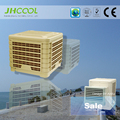 Roof mounted evaporative Vent cooling air cooler fan