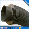 customized corrugated rubber bellow