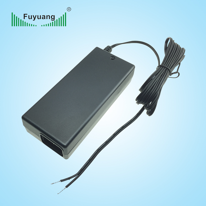 Single output 38V 2A portable laptop battery ac dc power supply