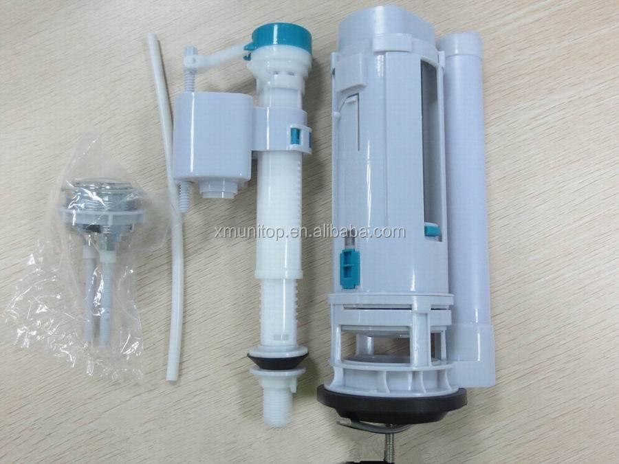Toilet Cistern Mechanisms Dual Flush Valve Repair Kits