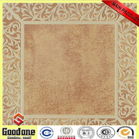 16x16 Cheap matt rustic surface balcony ceramic floor tiles
