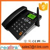 GSM Fixed Wireless Phone (with English or Portuguese French Menu) 1 SIM Fixed Phone with SIM Card Slot