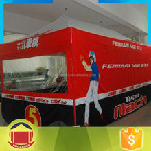 Outdoor Throw Up Printed Folding Tent