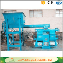 Piston Type wood sawdust machine / biomass briquette machine